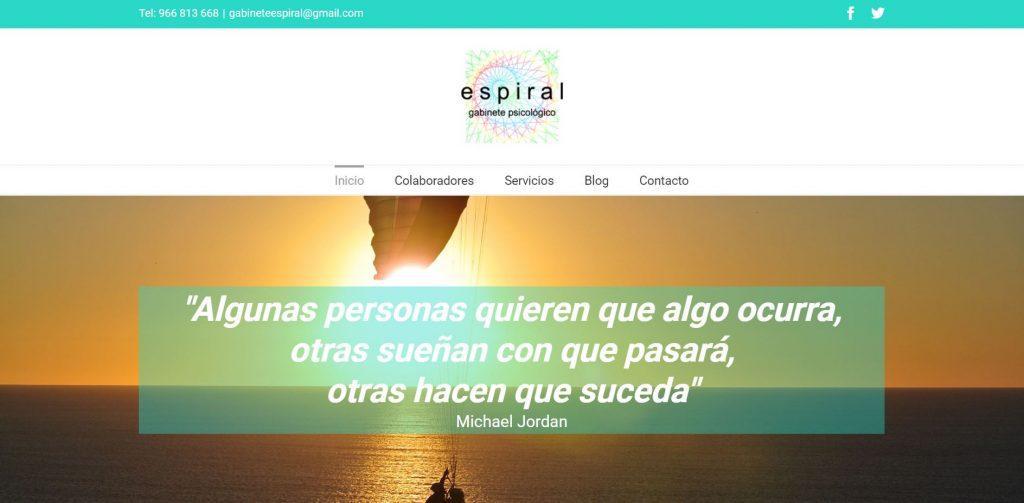 web-gabinete-psicologolos-espiral-clicbotonderecho