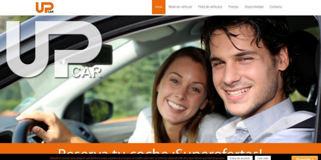 web-up-a-car-altea-clicbotonderecho